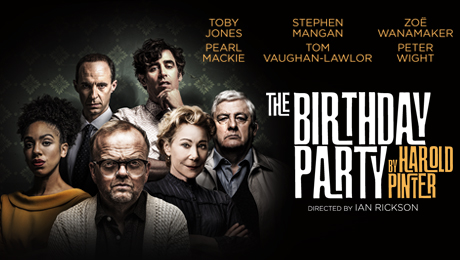 the birthday party by harold pinter Birthday party- script - download as pdf file (pdf), text file (txt) or read online an interesting play written and directed by harold pinter.