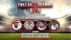 England Legends Live! - Peter Beardsley, Kevin Phillips, Peter Reid and Chris Waddle