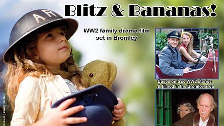 Blitz and Bananas on sale