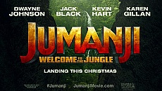 Pre-Release: Jumanji: Welcome to the Jungle