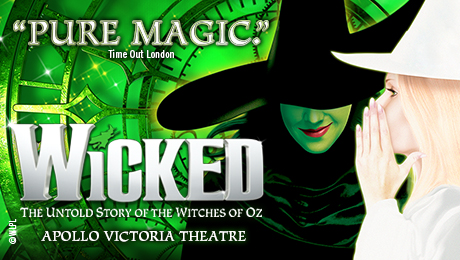 David Witts to star in London production of Wicked as Fiyero from 23 July 2018
