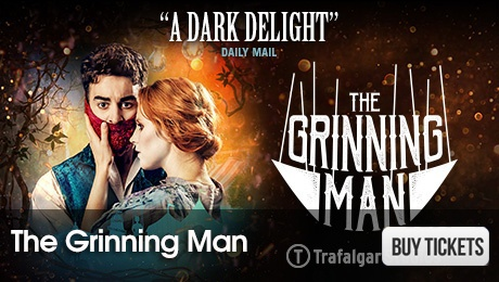 The Grinning Man- West End Plays - ATG Tickets