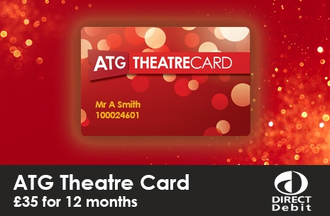 Theatre Card Direct Debit