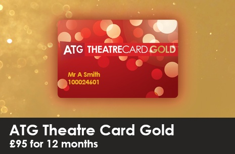 Theatre Card Gold