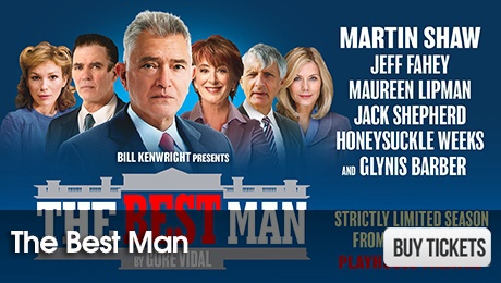 The Best Man - West End Plays - ATG Tickets