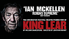King Lear transfers to West End with Ian McKellen in title role