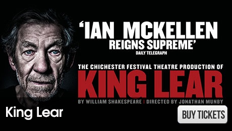 King Lear - West End Plays - ATG Tickets