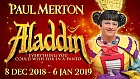 New Wimbledon Theatre: 'Home of London Pantomime'