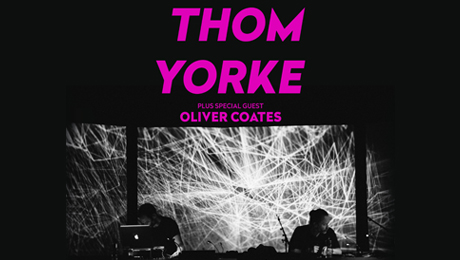 Thom Yorke - European Headline Tour Coming To Palace Theatre Manchester