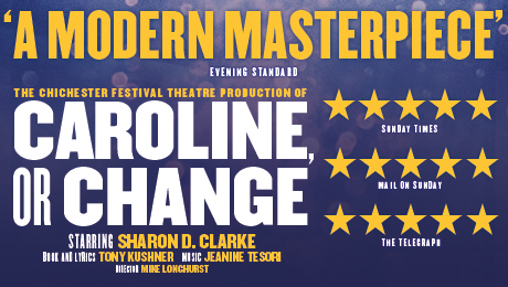 West End Transfer of Caroline, Or Change starring Sharon D. Clarke Announced