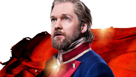 Killian Donnelly to play Jean Valjean in upcoming UK and Ireland tour of Les Misérables