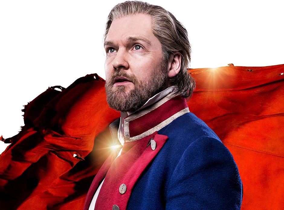 Killian Donnelly to play Valjean in UK Tour of Les Miserables