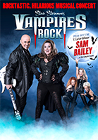 Vampires Rock: The Ghost Train