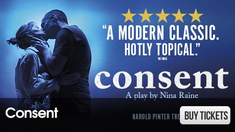 Consent - West End Plays - ATG Tickets