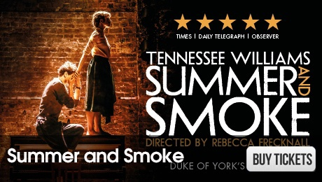 Summer and Smoke - West End Plays - ATG Tickets