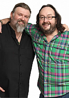 Hairy Bikers: Larger Than Live