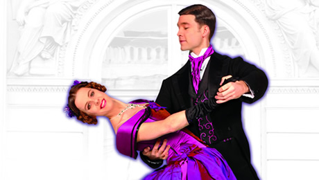 The New Victoria Theatre Invites You to The Viennese Ball