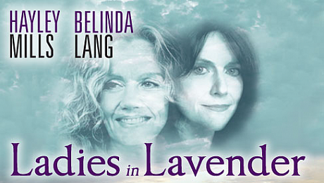 Hayley Mills of Ladies in Lavender chats to Shaun McKenna