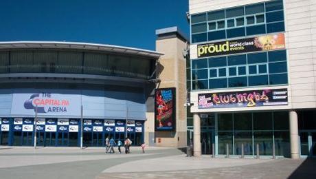 Nottingham Arena Nottingham