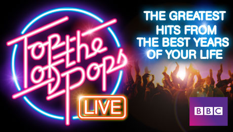 Top of the Pops Live Tickets at Regent Theatre,