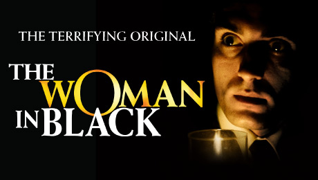 The Woman in Black Bromley Tickets - Churchill Theatre - ATG Tickets