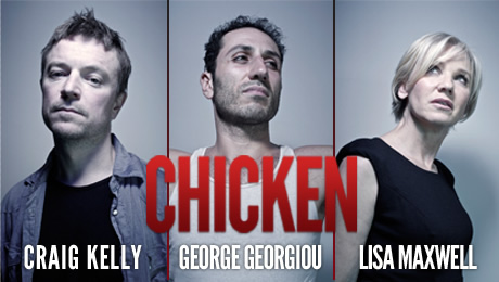 Christina Patterson of the Independent interviews Chicken director Sam Neophytou