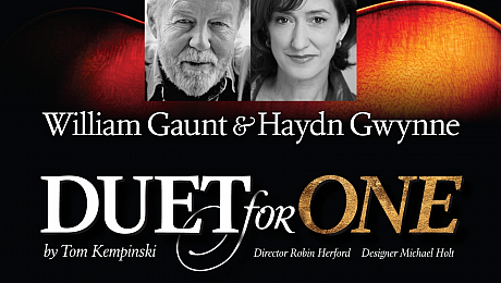 A chat with Duet for One's William Gaunt