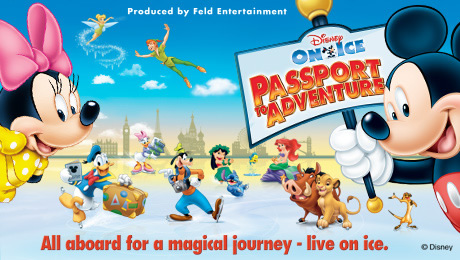 Win a VIP ticket to Disney On Ice and be part of the show!