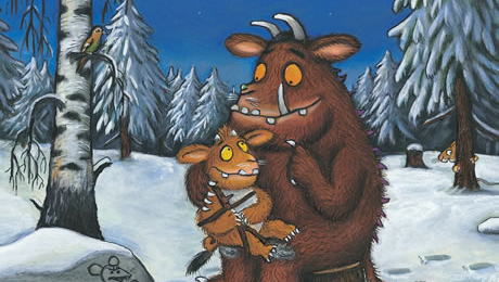 Get ready to meet the Gruffalo's Child