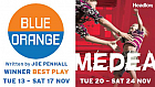 Casting news for Blue/Orange and Medea