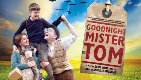 Win tickets for Goodnight Mister Tom and stay at Radisson Blu Edwardian Hotels in London