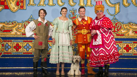 Paw-some panto launch at the New Victoria Theatre