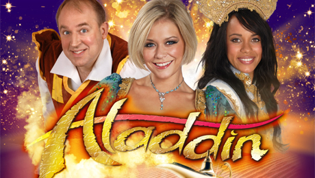 An interview with Aladdin star Suzanne Shaw