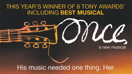 Once: the reviews are in!