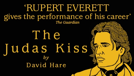 David Hare's The Judas Kiss gets West End transfer