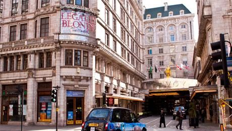 Savoy Theatre Box Office Tickets Direct From Savoy