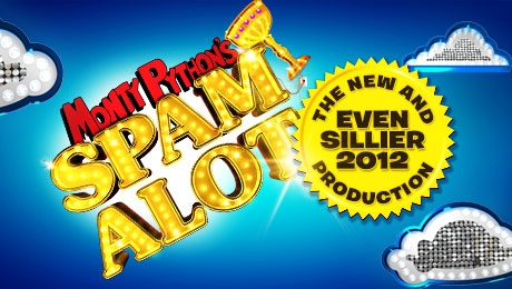Monty Python's Spamalot flies to the Playhouse Theatre with Stephen Tompkinson making his West End Musical debut