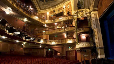 New Wimbledon Theatre to join World's Biggest Coffee Morning to raise funds for Macmillan Cancer Relief