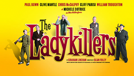 Watch out! The Ladykillers are coming to Woking
