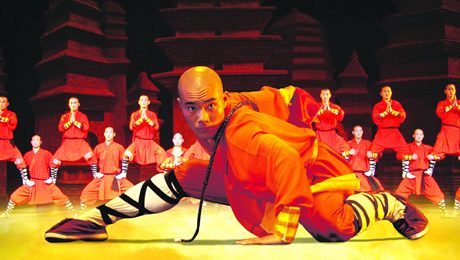 Shaolin Warriors: Return of the Master - Q&A with Stephen Leatherland, Director