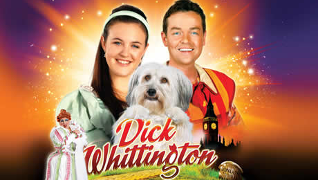 Dick Whittington Tickets at New Victoria Theatre,