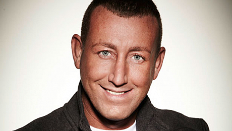 X Factor's Christopher Maloney's Homecoming at the Liverpool Empire