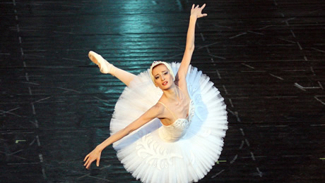 Three exquisite masterpieces from renowned Sofia National Ballet