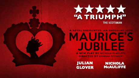 An interview with star of Maurice's Jubilee, Julian Glover