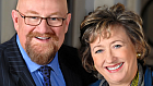 Howard Panter and Rosemary Squire top The Stage 100 for the fourth year running
