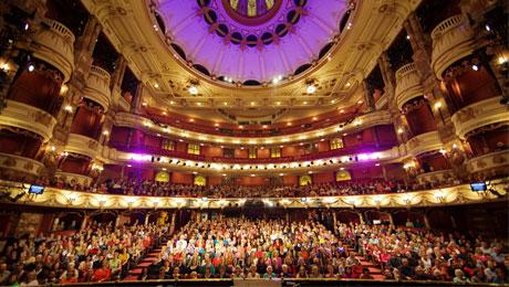 London Coliseum Tickets And Event Infomation Atg Tickets