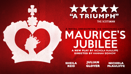 Maurice's Jubilee at Richmond Theatre - Nichola McAuliffe Interview
