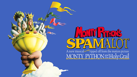 Spamalot stars pay homage to Monty Python in Bromley