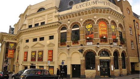 Lyceum Theatre London Offical Lyceum Theatre Tickets Atg