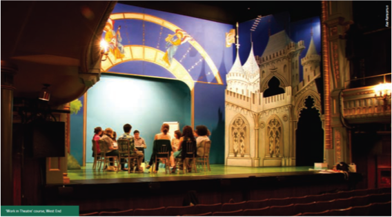Theatre work placement